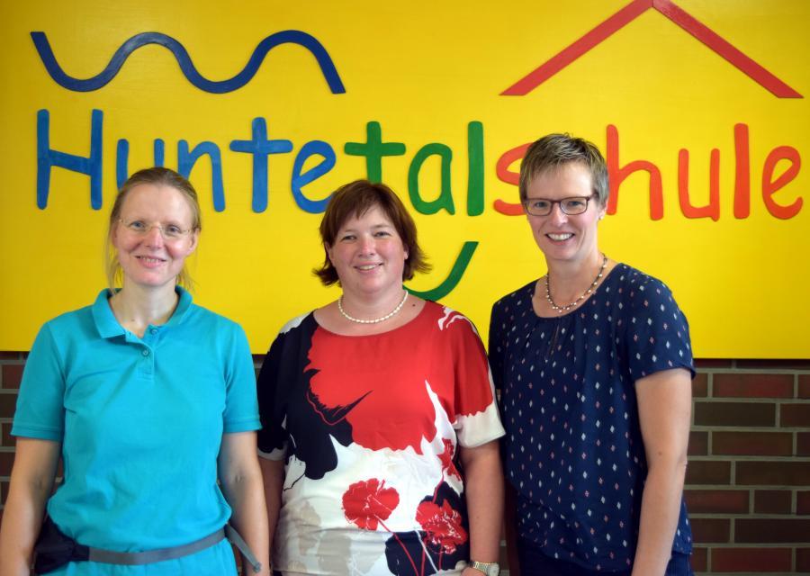 Vorstand Förderverein Huntetalschule 2018