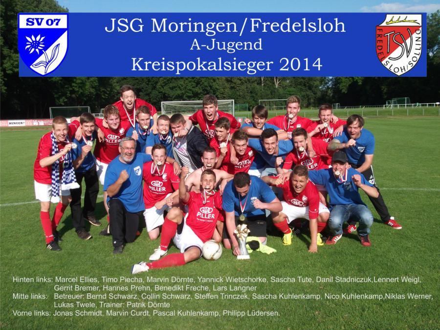A-Jugend 2013-2014