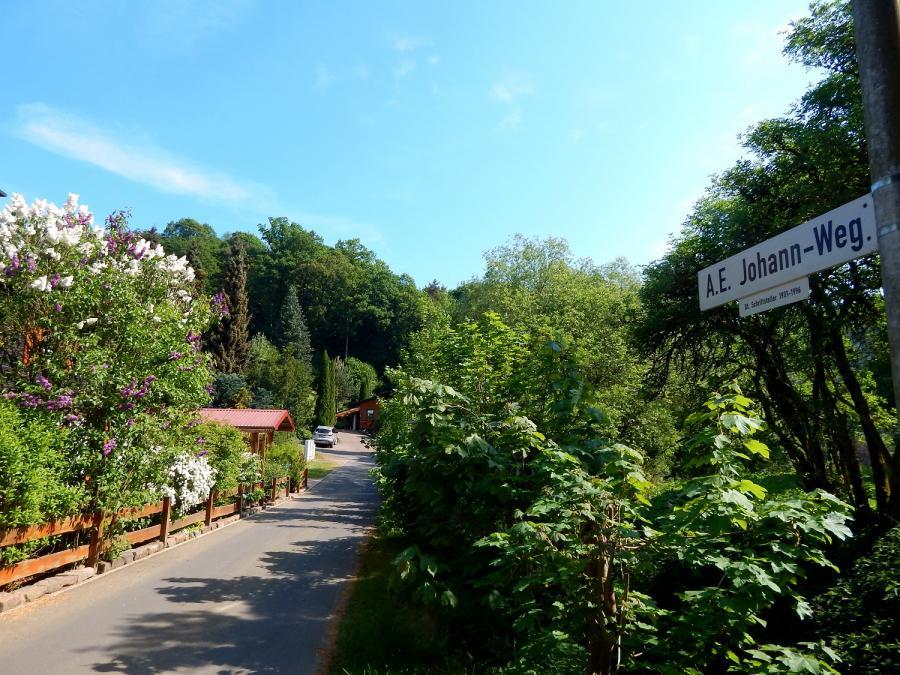 A. E. Johann-Weg in Knüllwald