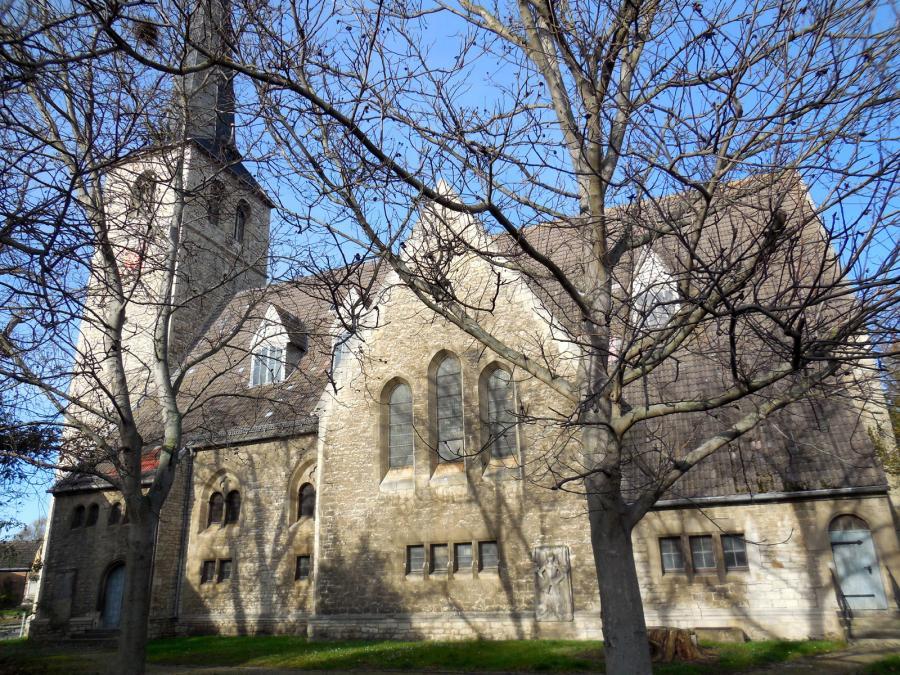 Kirche St. Martini Gröningen