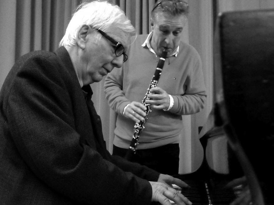Hannes Zerbe und Jürgen Kupke