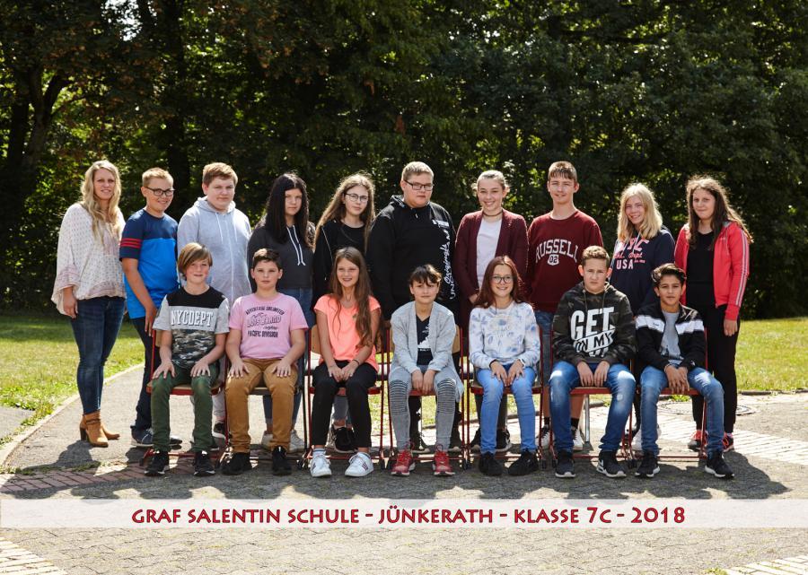 Klasse 7c 20182019