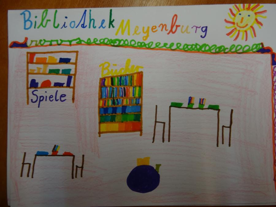 Bibliothek Meyenburg