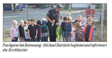 Bild zu Fuß Zur Schule - Stadtteilzeitung - Dezember 2018