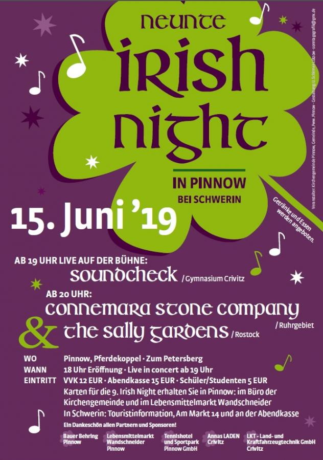 Irish night 19