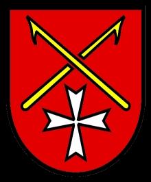 Wappen der Gemeinde Grafenau in Baden-Württemberg