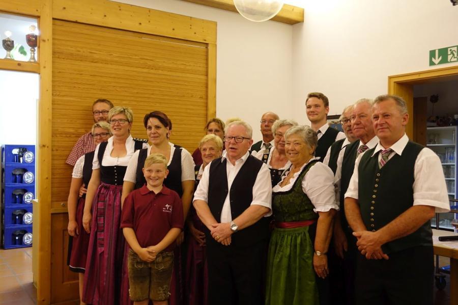 65. Geburtstag Pfarrer Sperl 7