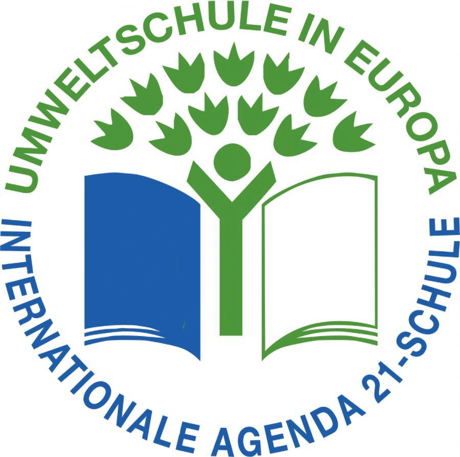 Umweltschule in Europa seit dem Schuljahr 2015/2016