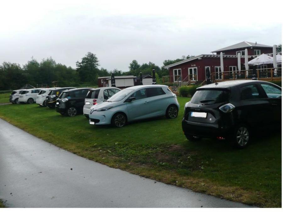 Zweites Stromer-Treffen im Kreis Minden-Lübbecke