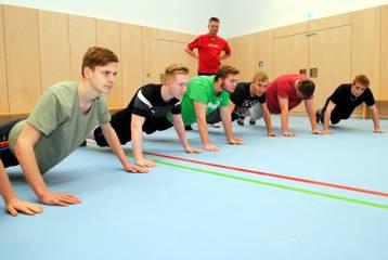 Sportunterricht 2