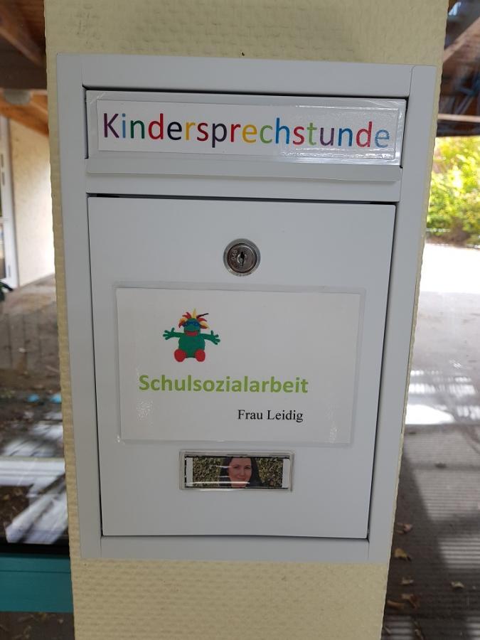 Briefkasten der SZ