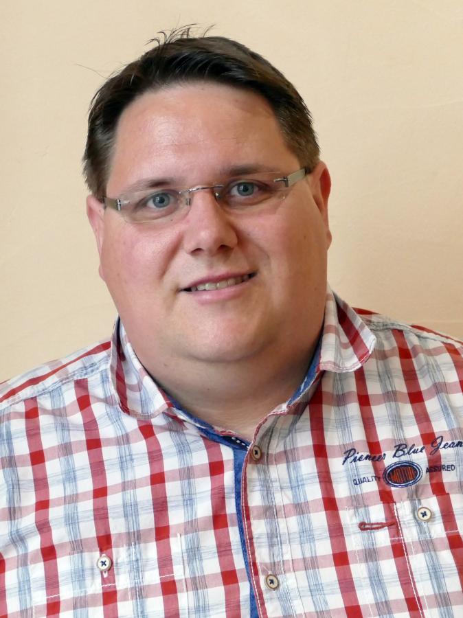 Bürgermeister Denis Voigt