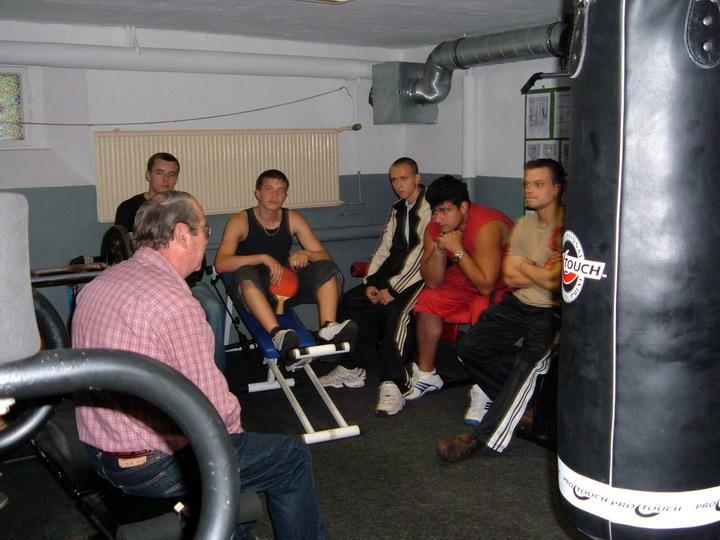 Fitneßraum