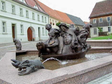 Schildbürgerbrunnen 2
