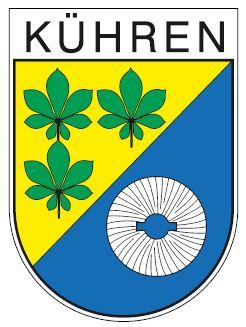 Wappen der Gemeinde Kühren