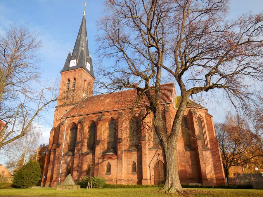 Evangelische Kirche Großalsleben