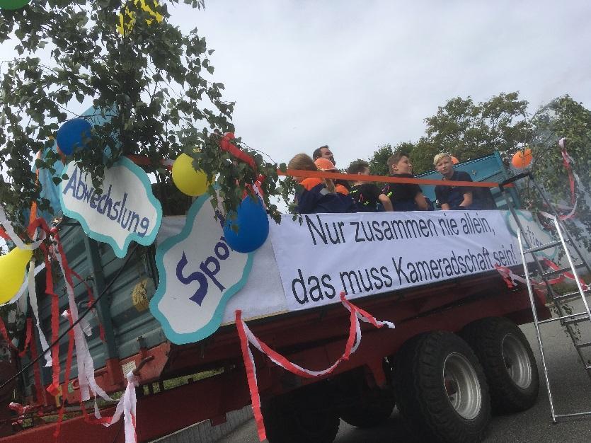 Kirmesfestzug Nentershausen