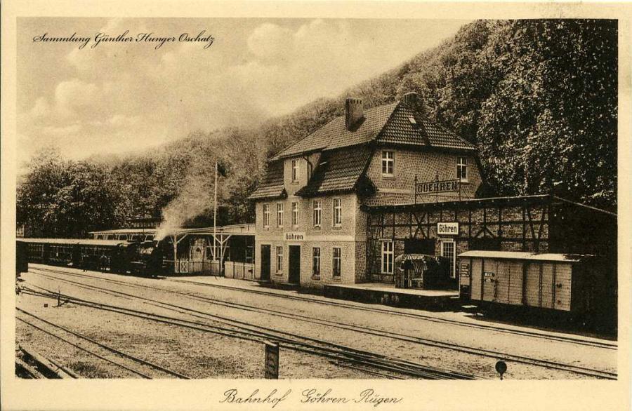 Bahnhof Göhren Rügen