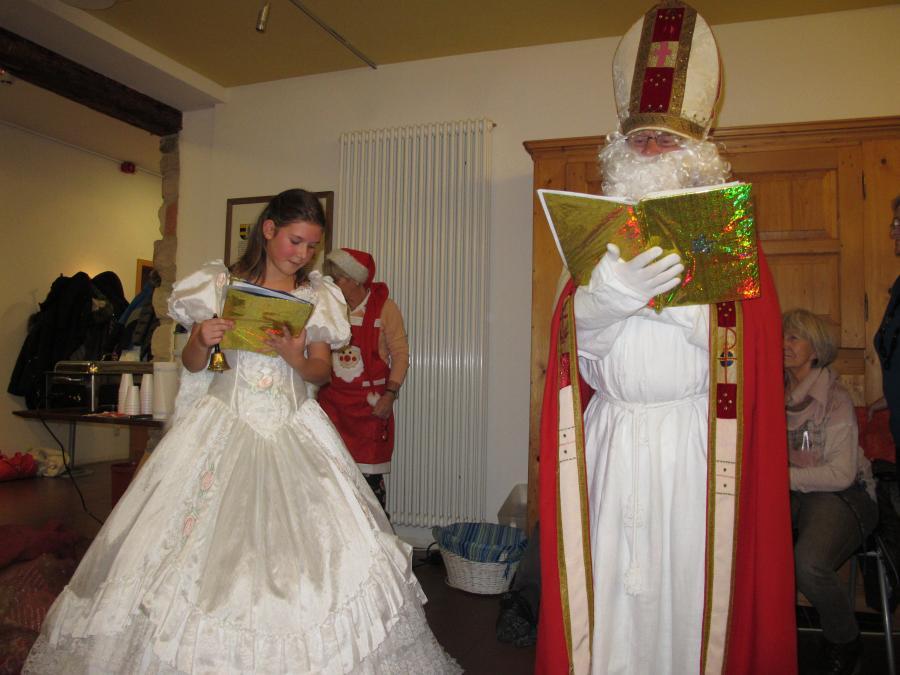 Weihnachtsfeier Zwergelgarde