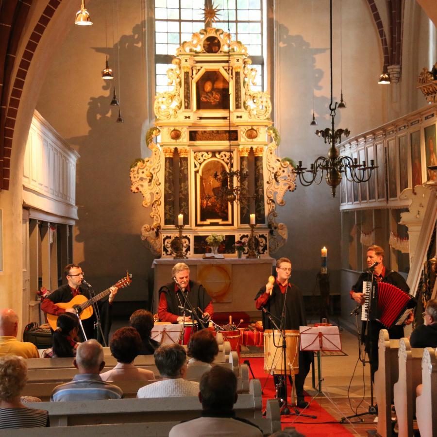 Konzert mit Cantaré am 2. Juni 2019