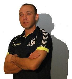 Übungsleiter Jens Schönstädt