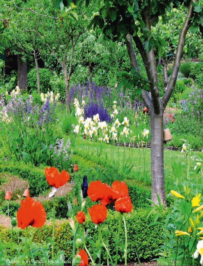 Offene Gärten Titelbild