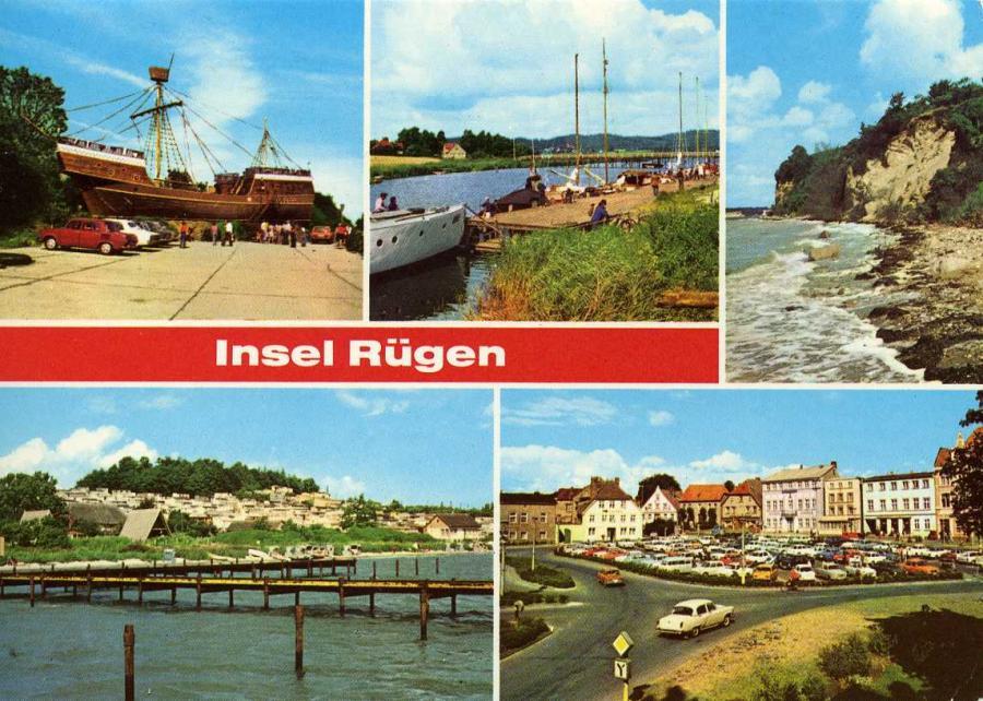 Insel Rügen 1979