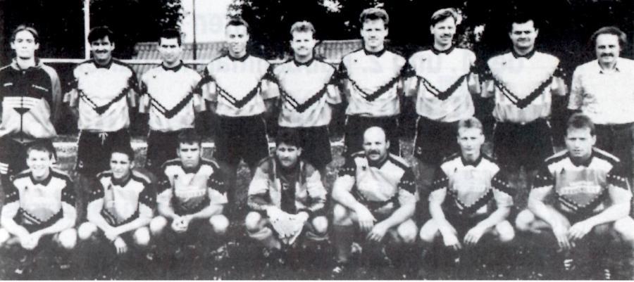 Mannschaft 1996