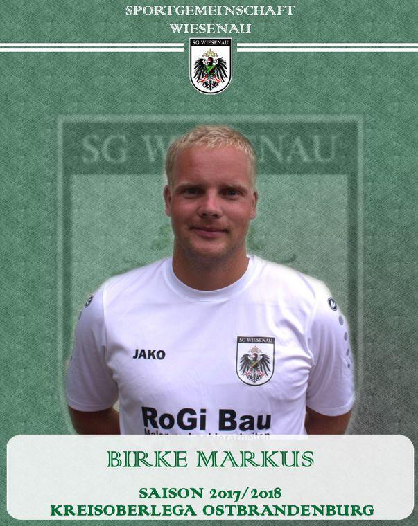Markus Birke