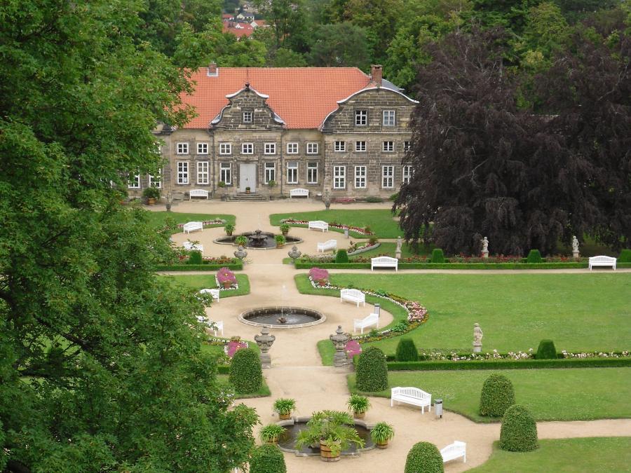 Schloss und Park Blankenburg