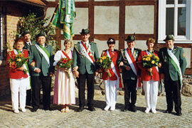 Königshaus 2003/2004
