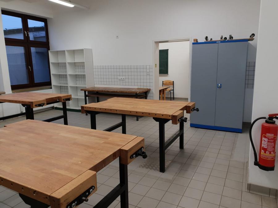 Werkraum Bild 2
