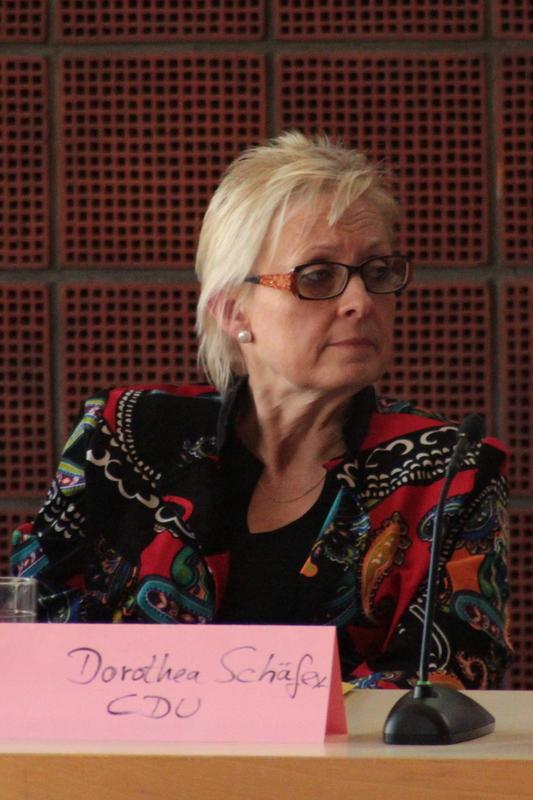 Dorothea Schäfer (CDU)