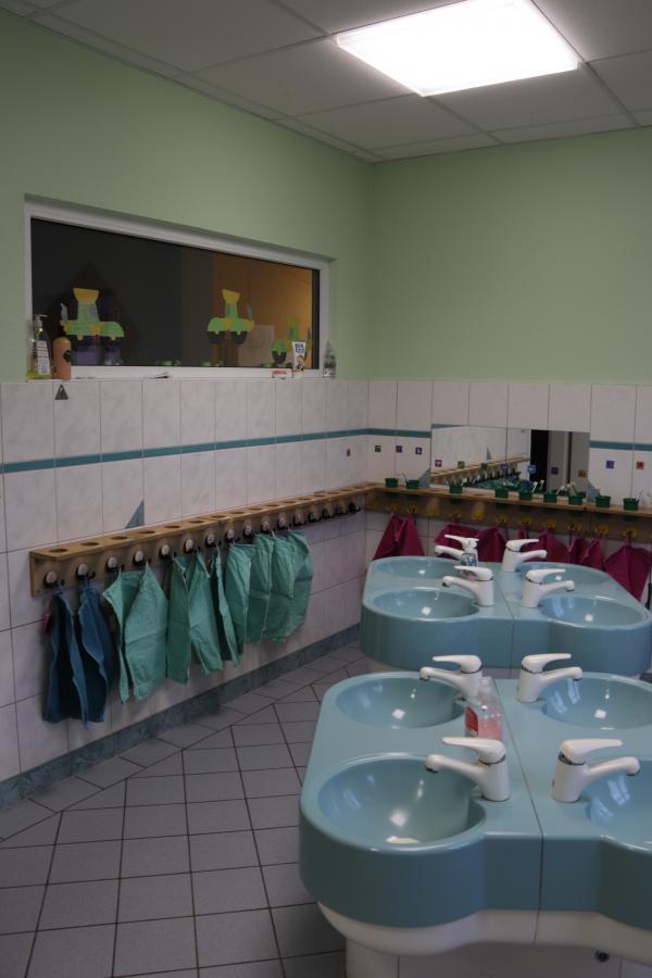 Waschraum UG