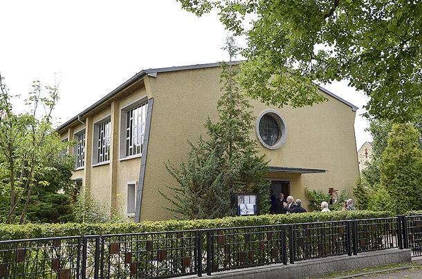 Katholische Kirche St. Marien Premnitz