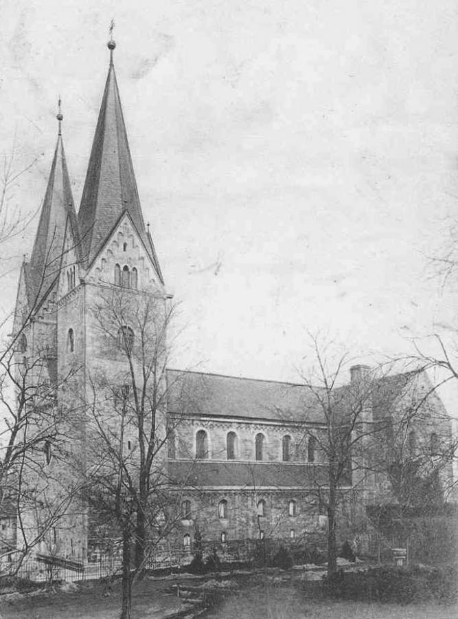 Basilika um 1900