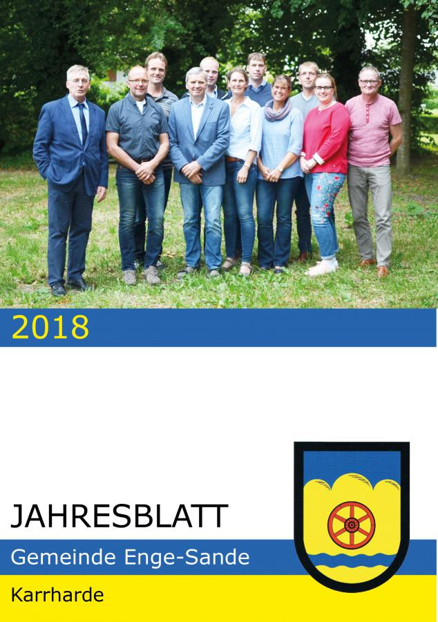 Titelblatt 2018