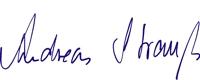 Chef Unterschrift