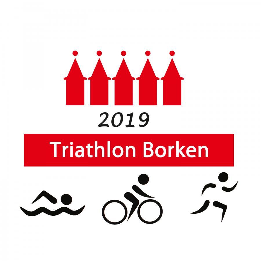 Triathlon Borken Logo
