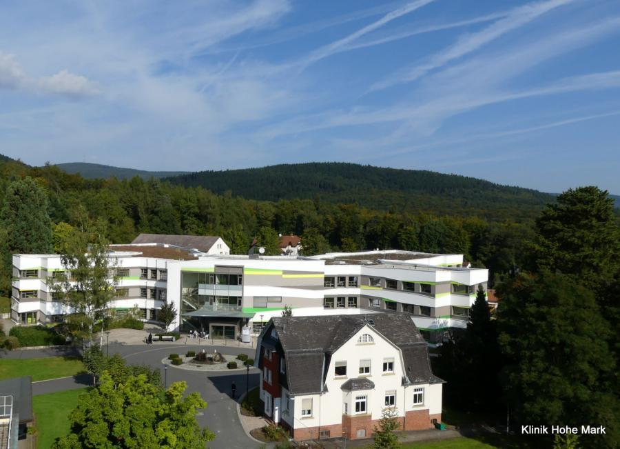 Klinik Hohe Mark Oberursel/Ts.