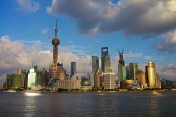 Shanghai, Sonder-Wirtschaftszone Pudong
