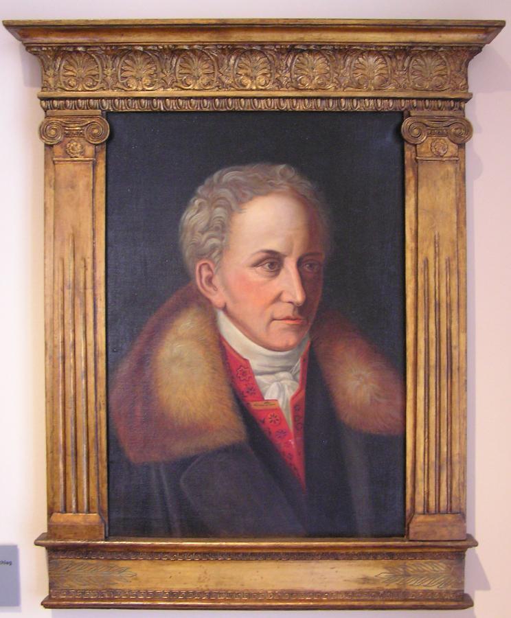 Karl Friedrich Willibald Freiherr Groschlag zu Dieburg