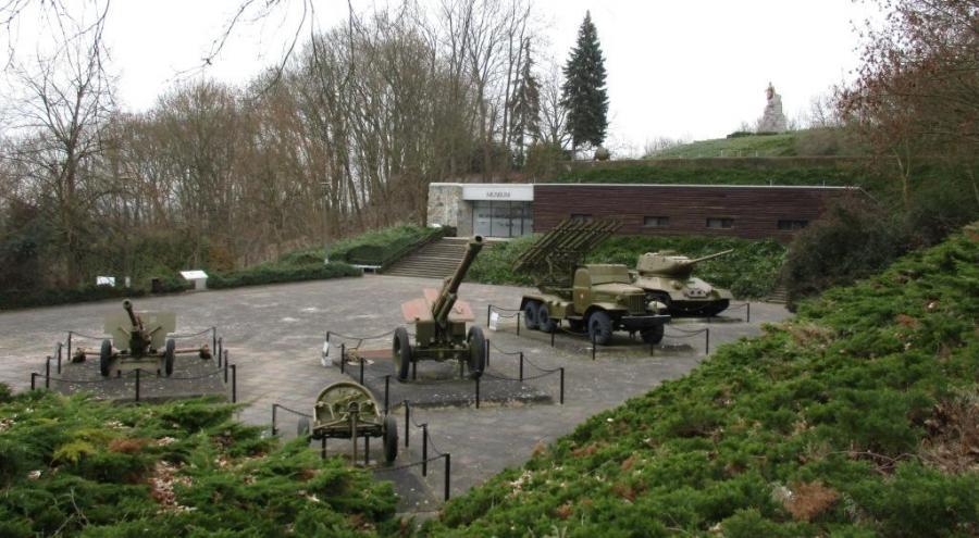 Gedenkstätte & Museum Seelower Höhen, Foto: Klaus Ahrendt