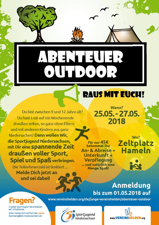 Abenteuer Outdoor Camp