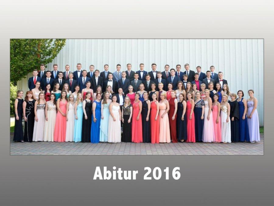 Abi 2016 Gruppe