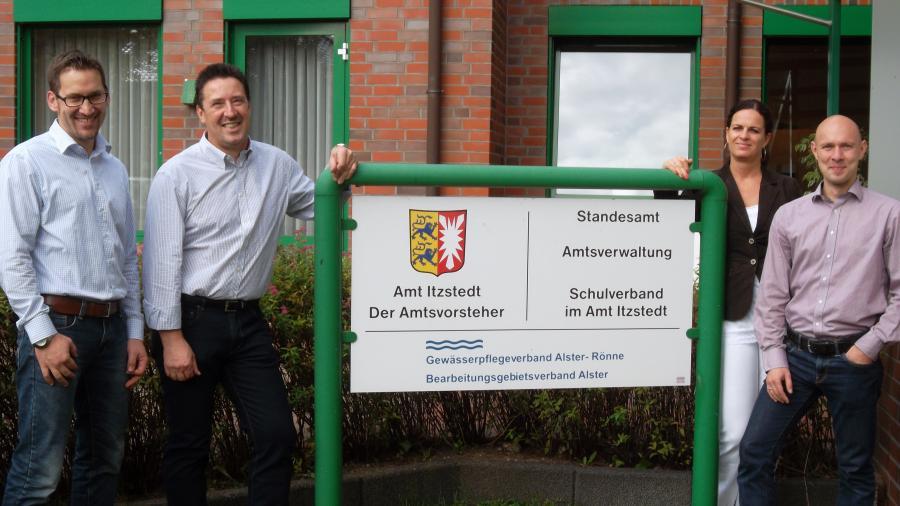 Amt Itzstedt Abteilungsleiter