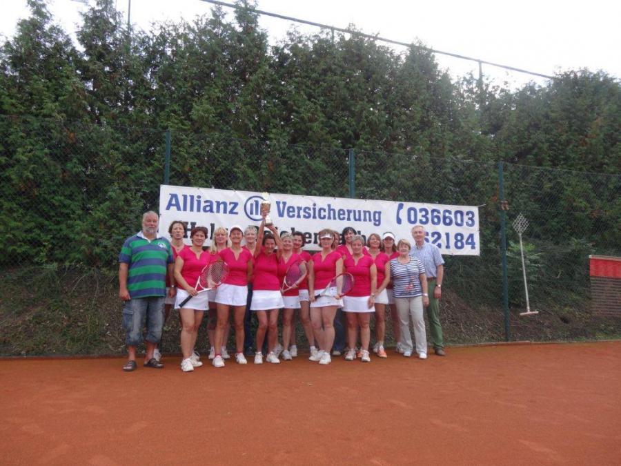 Sieg beim Allianz Cup 2014