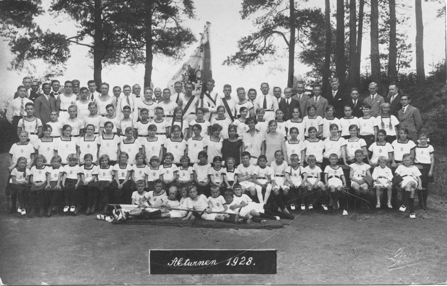Abturnen 1928