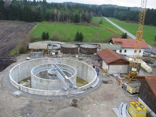 Kläranlage Tuntenhausen