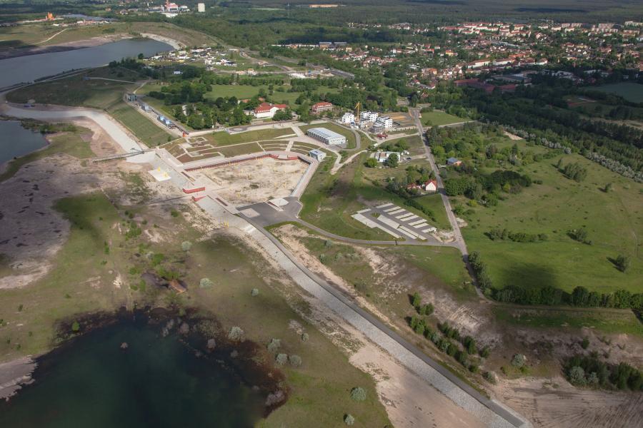 Luftbild Hafen 2017 D. Laubner